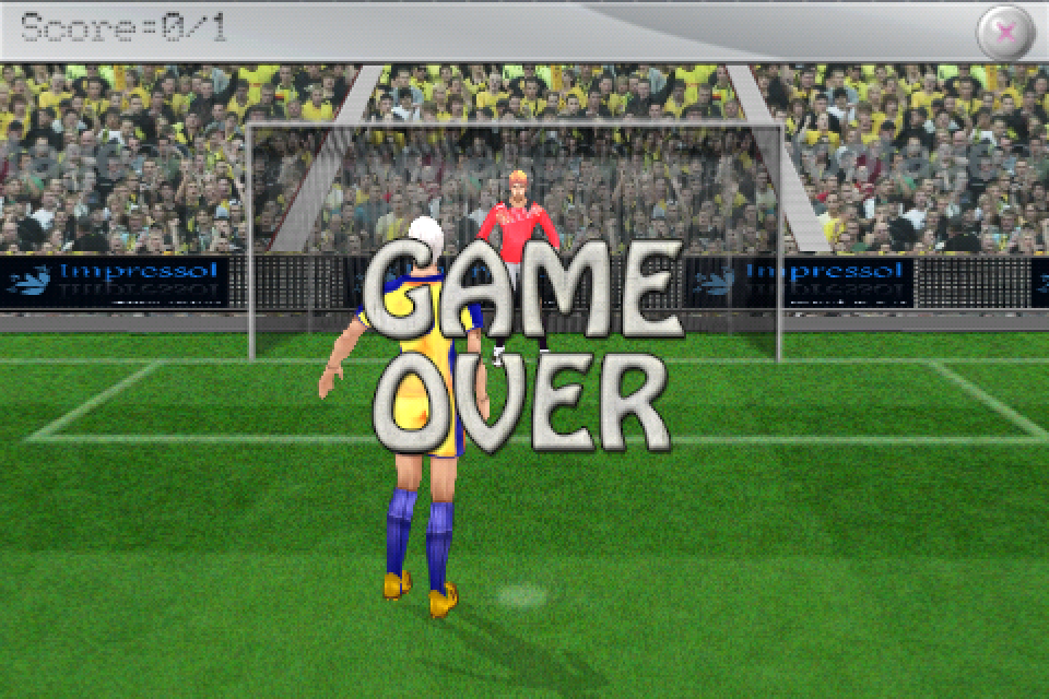 Screenshot FootBall Kick